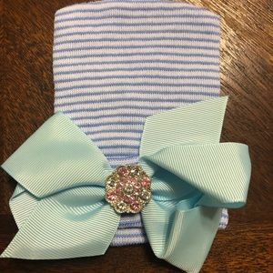 Other - Baby Hat with Bow